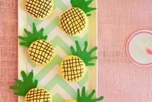 pineapples. / by Laura Parisi