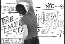 Lettering / by Jessie Bruce