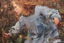 Jules Bastien-Lepage / French artist (1848-1884)
