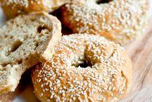 Paleo bagel