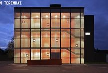 M_Üveg/Glass / Glass in architecture