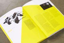 Graphic Design // Publication & Devices
