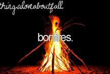bonfires  / by Sara Anderson