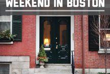 Must See's: Boston