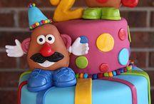 Mr potato head party