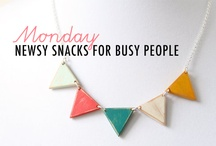 ++ Newsy Snacks & Interesting Snippets ++ / by JustB