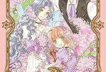 Card Captor Sakura Art!!