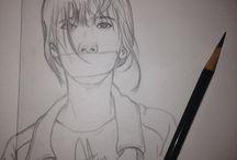 Hashan sketch 2016 / Sketch amatir
