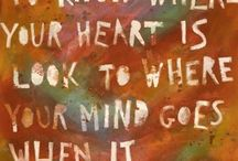 quotes that speak to me / by jinny shepard