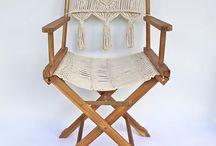 [ M A C R A M E ] Chaise