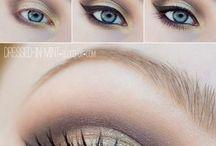 Piękne makijaże