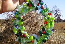 Christmas Fused Glass