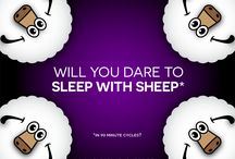 Sleep With Sheep in 90 Minutes Cycles - Sleep Cycle Alarm Clock for iPhone / The App is based on widely acclaimed life hack: SLEEPING IN 90 MINUTE CYCLES. Contrary to other apps this one increases your chances of waking up refreshed exactly at the end of a 90 minute cycle by letting you assess how many minutes part you from falling asleep. As you keep using the app you become more self-aware of your sleeping habbits and you keep waking up refreshed and full of energy.