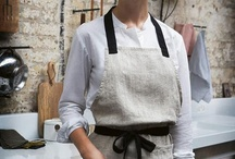 the marcipan apron project