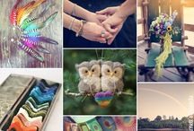 Rainbow Inspiration / by Wedding and Event Institute
