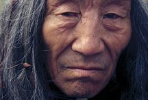mudang shaman ancient religion / Mudang is Korean shaman-priest