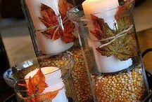 Fall Decore / by ChipandKerri Thornton