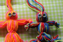 Handy crafts for children