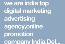 Digital marketing agency / We are gurgaon based digitalmarketing agency for website  online promotion in google , bing.