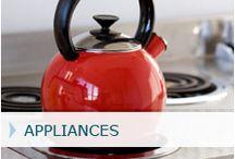 Appliances we Recommend / Appliances we Recommend
