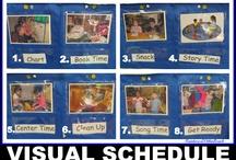 Special needs preschool / by Jaime Wilson