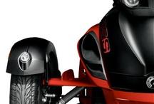 Spyder / Three wheeled wonders