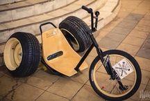 Tricicleta low