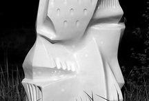 Предметы / Уникальные предметы декора, скульптура, настольные лампы, вазы, предмет искусства от Une petite fabrique.