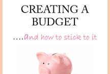 Living on a budget / by Jennifer Long
