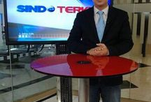 News Anchor on iNews TV