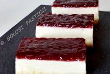 dolci e torte deliziosi