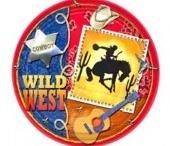 Festa a tema Western Cowboy / Festeggia come nel vecchio far West! Scopri la festa a tema Western di www.EccoLaFesta.it