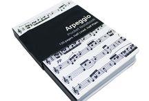 Arpeggio & Sonata / by Sparkle Home & Gifts