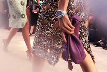Fashion shows / by Nina Kolundzija