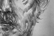 Details with pencil
