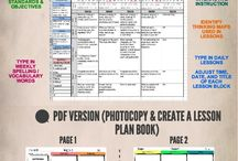 Lesson plans and ideas