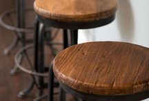 chairs, stools & dining tables