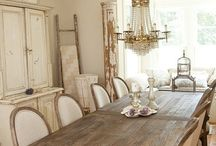 :: dining room + kitchen
