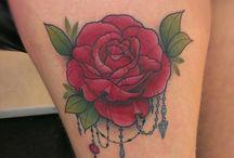 Roze Tatoeages