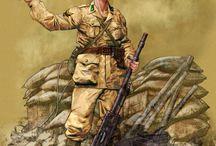 WW2 ITALIAN ARMY