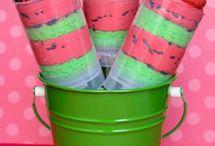 Cake - Push Pops & Cake Pops