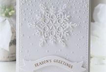 CARDS - CHRISTMAS: