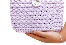 bolsitos de crochet