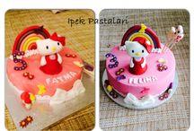 Birthday Cakes Girl