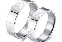 Couple Wedding Ring Designs / Explore couple wedding designs made in gold, diamond and platinum,