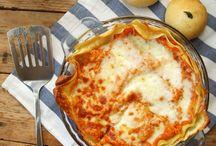 Recipes - Lasagna