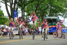 Braintree 4th Parade 2015 with BELD / Braintree's 4th of July Celebration 2015