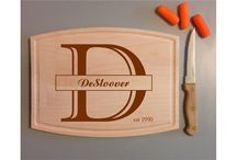 Personalized Cutting Boards / Personalized Cutting Boards sold by ulekstore.com