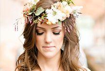 Wedding Hair &Make up & Tutorial / Wedding Hair &Make up & Tutorial / by Wedding Days