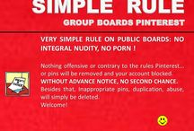 Borrowing some Ground Rules Please Read First!! / Welcome to all who come in for a gander. I have borrowed some from others, and found some on line, I have even been blessed enough to have friends and followers tried to give a good variety of pins to  to constitute these boards ... You can rééplingler as much as you want ... with common sense and courtesy, in respecting the work of others and my work as well. - PLEASE Consult the NEW RULES 2015... A BIG thank you to the contributors and followers and for your understanding and visiting..